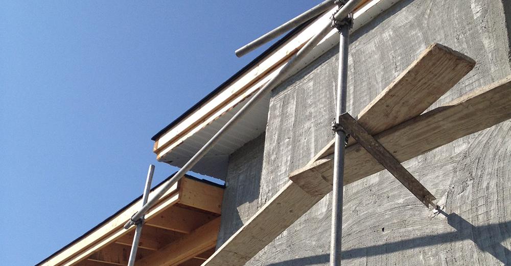 klz roof repair